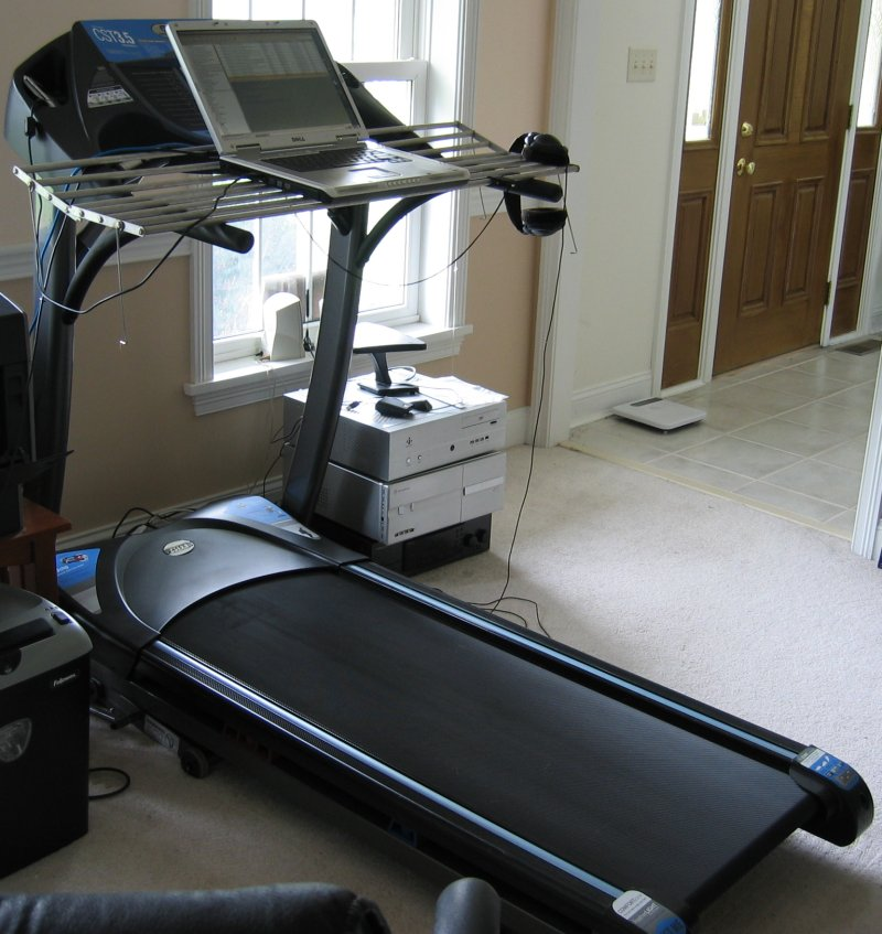 using lose how to treadmill long weight a